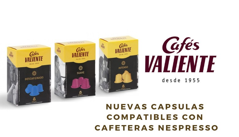 Capsulas Compatibles Nespresso ®