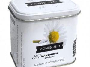 LATA DE INFUSIÓN DE MANZANILLA 60G