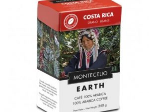 CAFÉ MONTECELIO EARTH COSTA RICA 250 gr GRANO