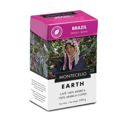 CAFÉ MONTECELIO EARTH BRASIL 250gr GRANO
