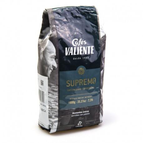 Café Valiente Supremo Natural 1k
