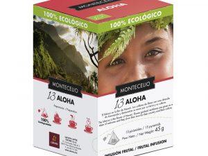 Pirámides Montecelio - Aloha - Infusión Jengibre Ecológica