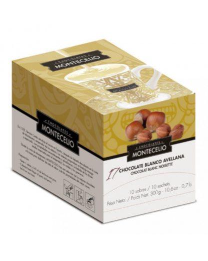 Chocolate Blanco Avellana - Montecelio