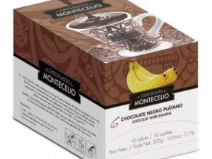 Chocolate Negro Platano - Montecelio